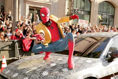 'Spider-Man: Homecoming' estrena este jueves