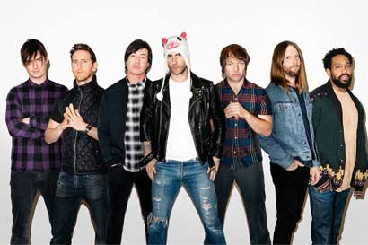 """What Lovers Do"", lo nuevo de Maroon 5"